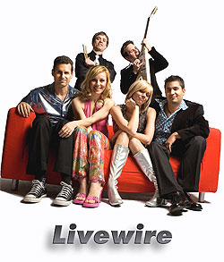 Livewire Wedding Band Bay Area Dublin